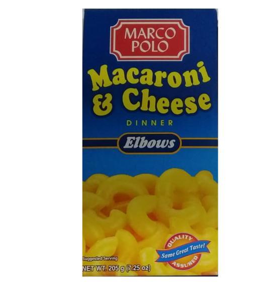 Marco Polo Mac & Cheese (Elbows) Image