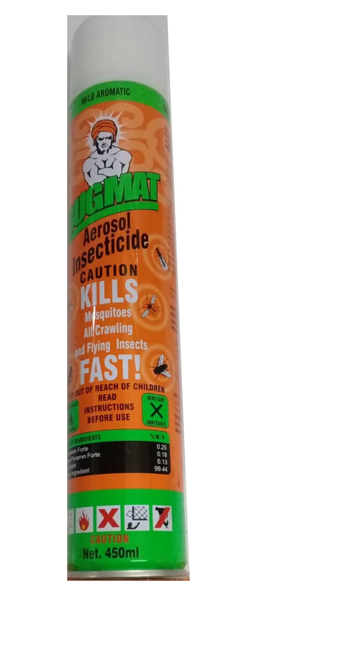 Bug Mat Spray Image