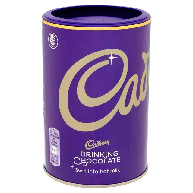 Cadburry Hot Chocolate Image