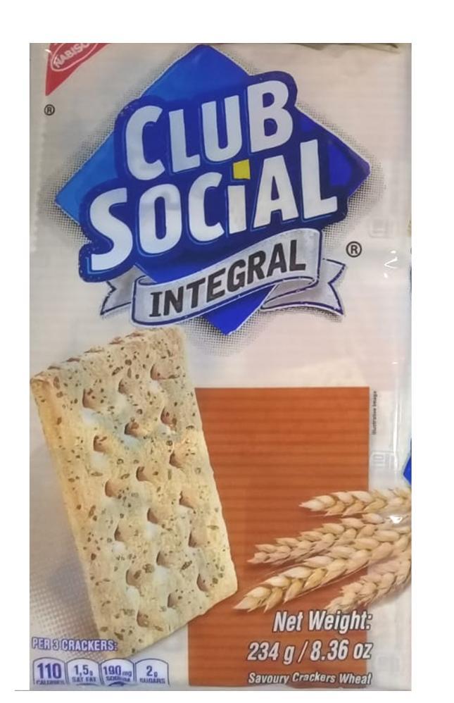 Club Social Integral Image