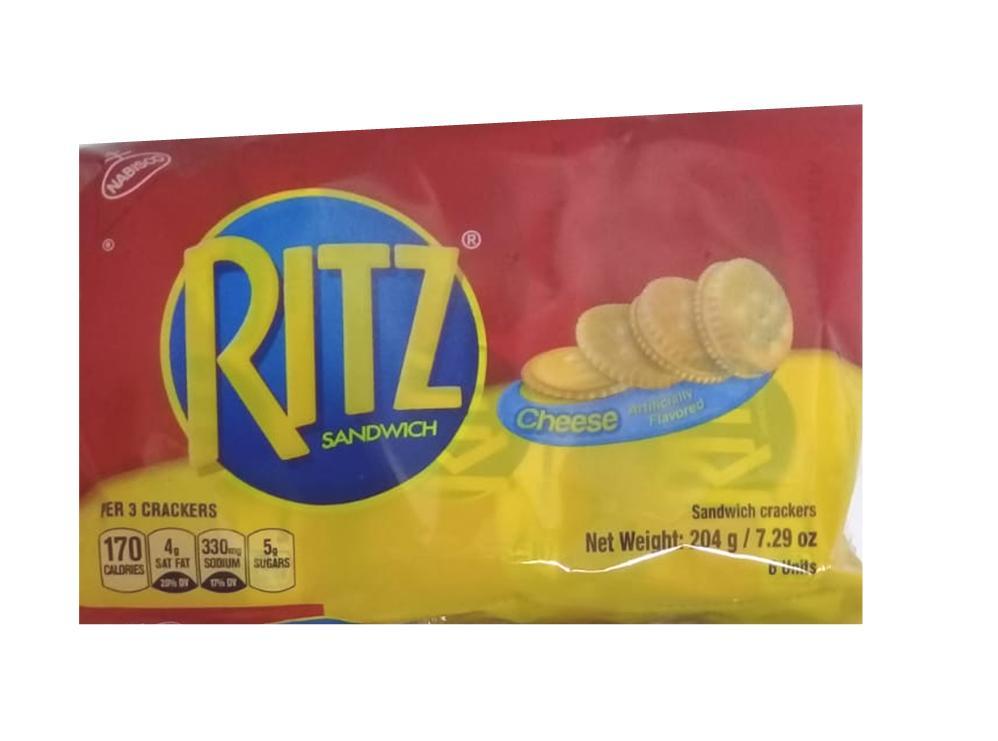 Ritz Crackers Image