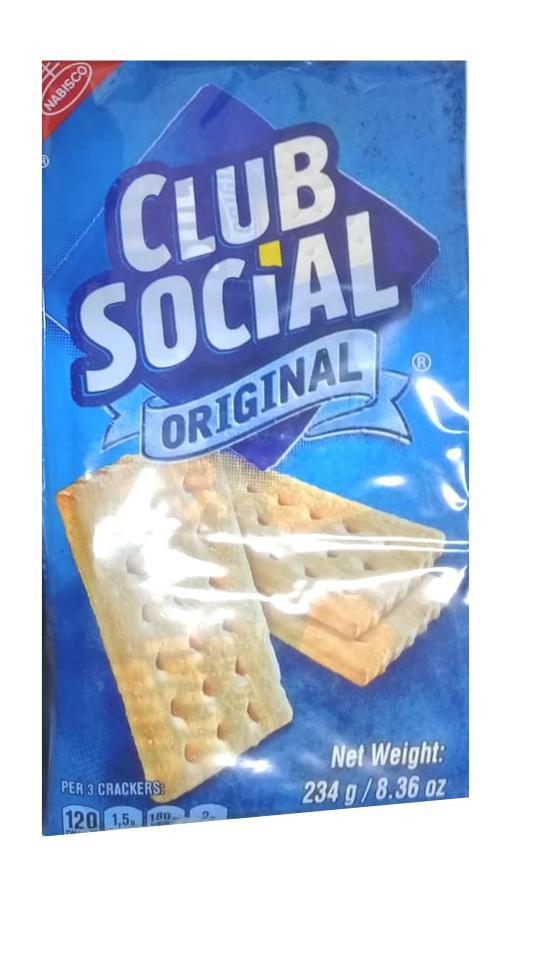 Club Social Original Image