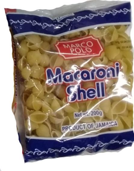 Marco Polo Macaroni Shells Image